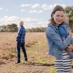 Leuk familieportret in Wezep door Kiekfoto