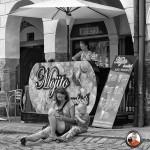 Mensen op straat: Dorst