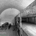 Slaapzaal Theresienstadt Tsjechië